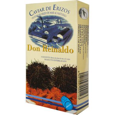 Caviar de erizos Don Reinaldo