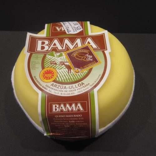 Queso Arzúa-Ulloa Bama