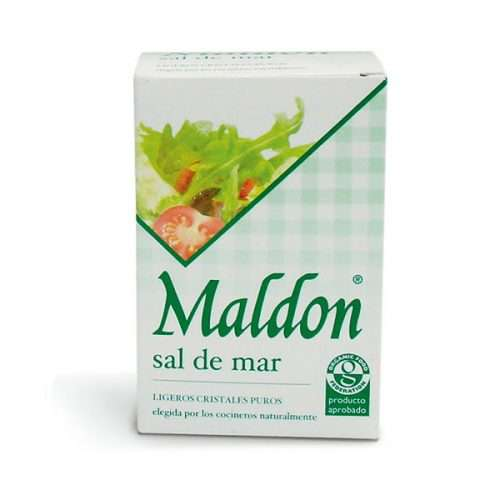 Sal de mar Maldon